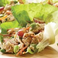 Ginger Citrus Chicken Lettuce Wraps