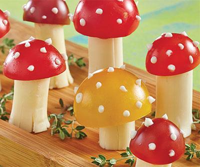 Tomato Mushrooms