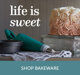 Life is Sweet--Shop Bakeware