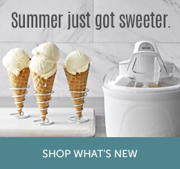 Summer just got sweeter--shop what's new