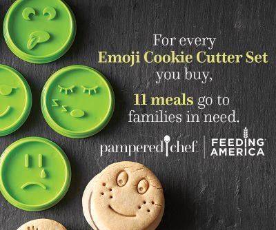 Emoji Cookie Cutters