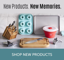 New Products. New Memories. Shop New Products