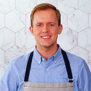 Tim Hagedorn, Pampered Chef Food & Trend Innovator