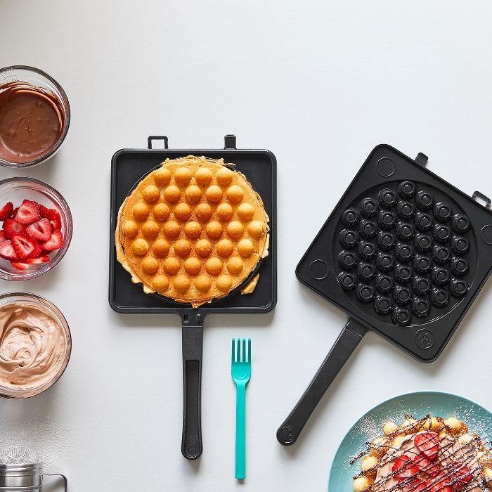 Waffle Puff Pan
