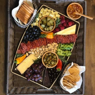 Charcuterie in the Summer