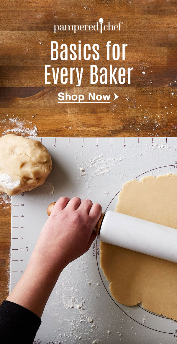 Basics for Every Baker. Shop Now.