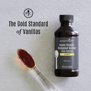 The gold standard of vanillas. Madagascar Pure Vanilla Extract