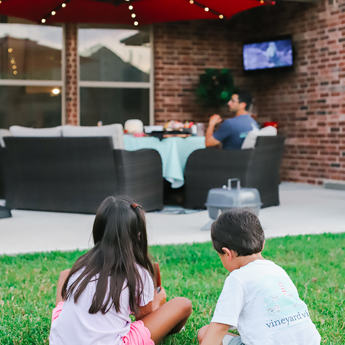 patio movie