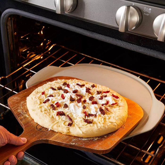 Pizza Peel and Pizza Stone