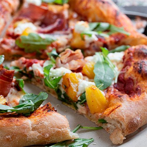 Canadian Hawaiian Pizza