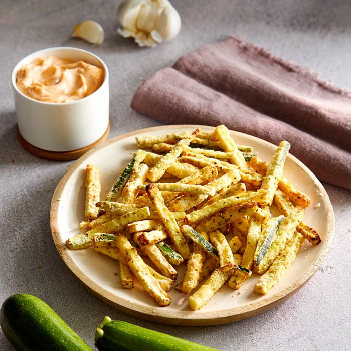 Air Fryer Zucchini Fries