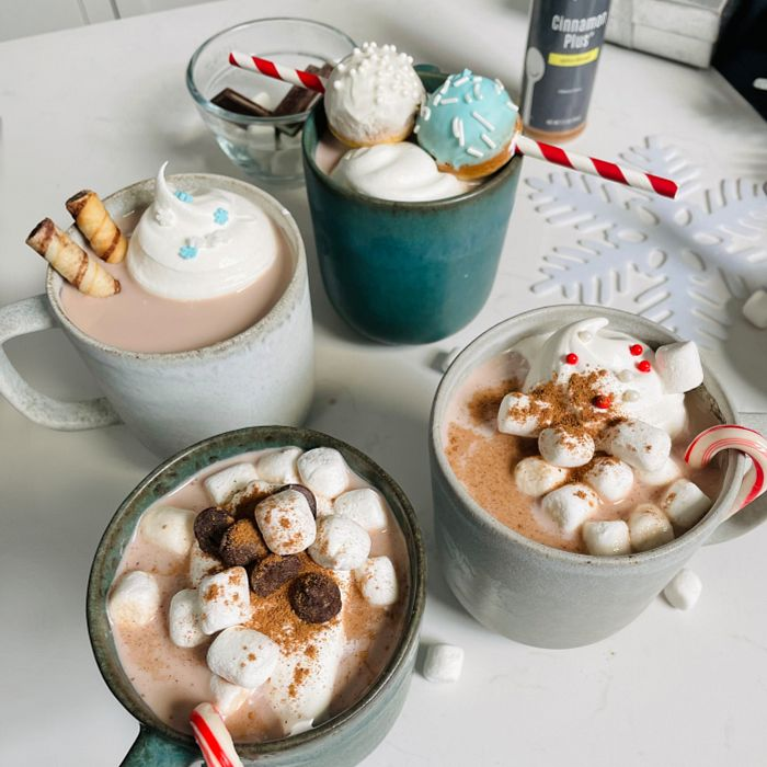 Personalized Hot Chocolate