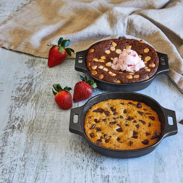 Cast Iron Skillet Treats